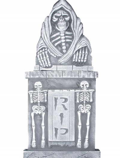 36 Two Piece Tombstone, halloween costume (36 Two Piece Tombstone)