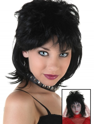 80s Rocker Wig, halloween costume (80s Rocker Wig)