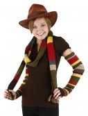 Dr. Who The Fourth Doctor Hat, halloween costume (Dr. Who The Fourth Doctor Hat)