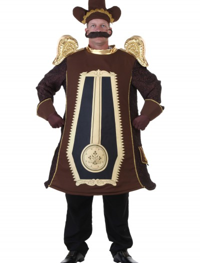 Adult Clock Costume, halloween costume (Adult Clock Costume)