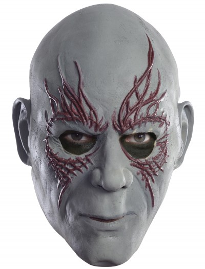 Adult Drax the Destroyer 3/4 Mask, halloween costume (Adult Drax the Destroyer 3/4 Mask)