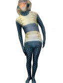 Adult King Cobra Morphsuit, halloween costume (Adult King Cobra Morphsuit)