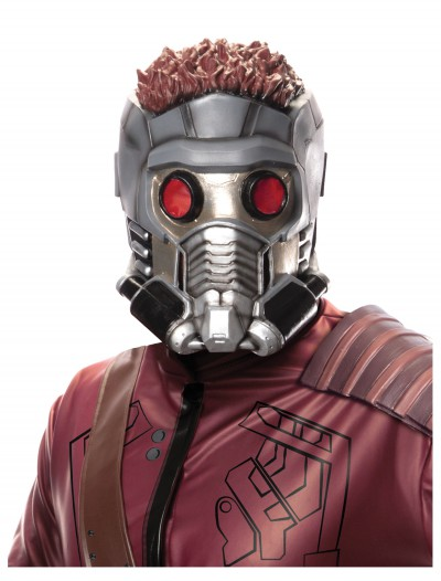 Adult Star Lord 3/4 Mask, halloween costume (Adult Star Lord 3/4 Mask)