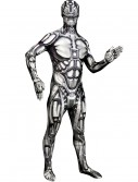 Adult The Android Morphsuit, halloween costume (Adult The Android Morphsuit)