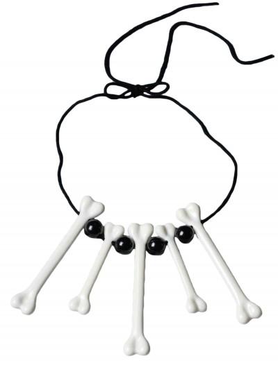 Bone Necklace, halloween costume (Bone Necklace)
