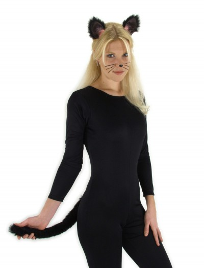 Cat Ears and Tail, halloween costume (Cat Ears and Tail)