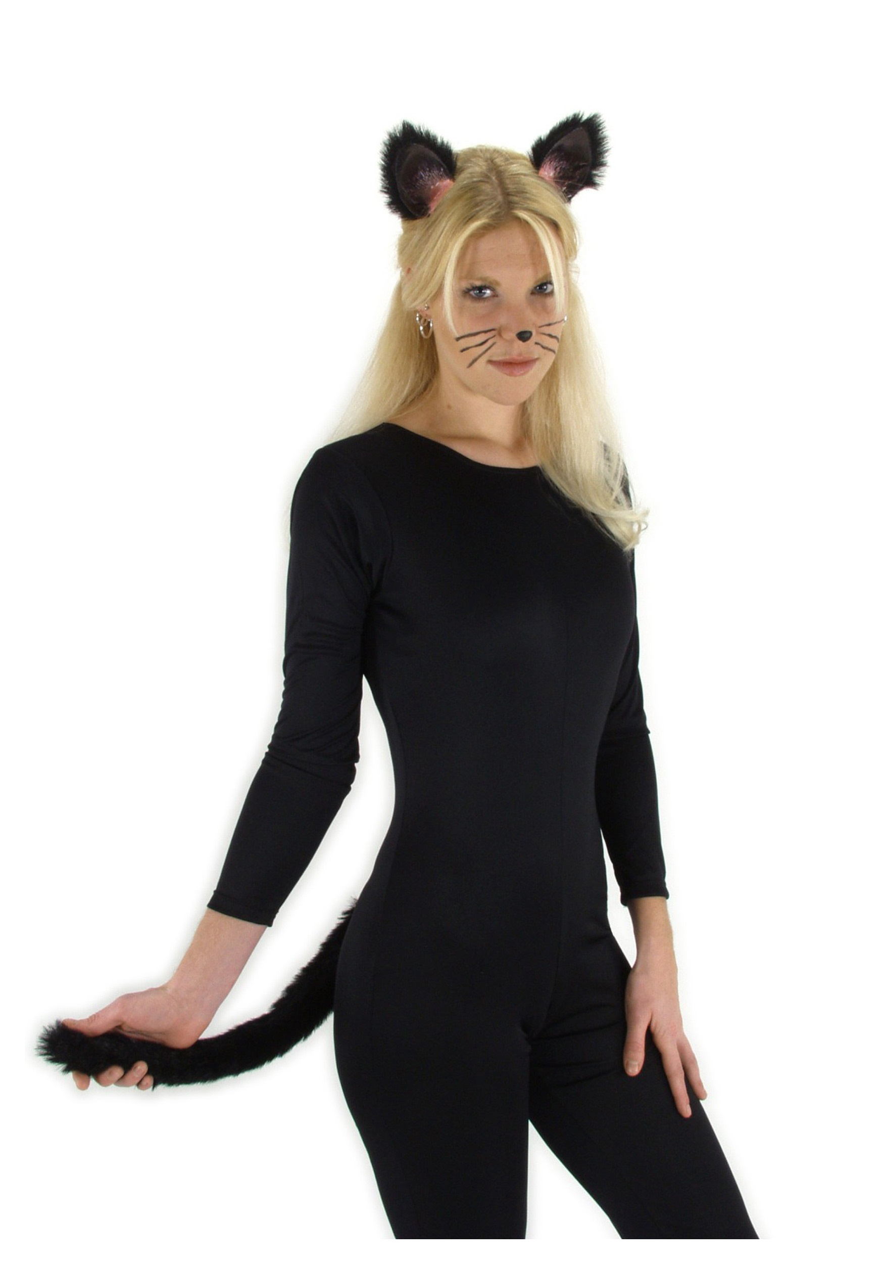 Cat Ears and Tail  sc 1 st  Halloween Costumes & Cat Ears and Tail - Halloween Costumes