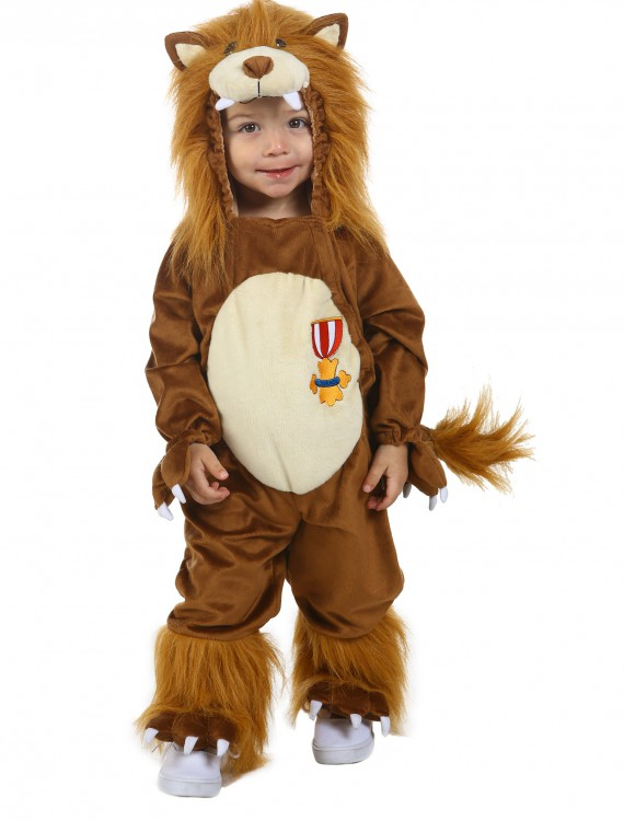 Child Cowardly Lion Costume, halloween costume (Child Cowardly Lion Costume)