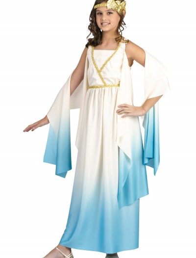 Child Greek Goddess Costume, halloween costume (Child Greek Goddess Costume)