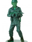 Child Green Army Man Costume, halloween costume (Child Green Army Man Costume)