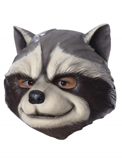 Child Rocket Raccoon 3/4 Mask, halloween costume (Child Rocket Raccoon 3/4 Mask)