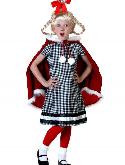 Christmas Girl Costume, halloween costume (Christmas Girl Costume)