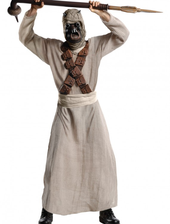 Deluxe Adult Tusken Raider Costume, halloween costume (Deluxe Adult Tusken Raider Costume)