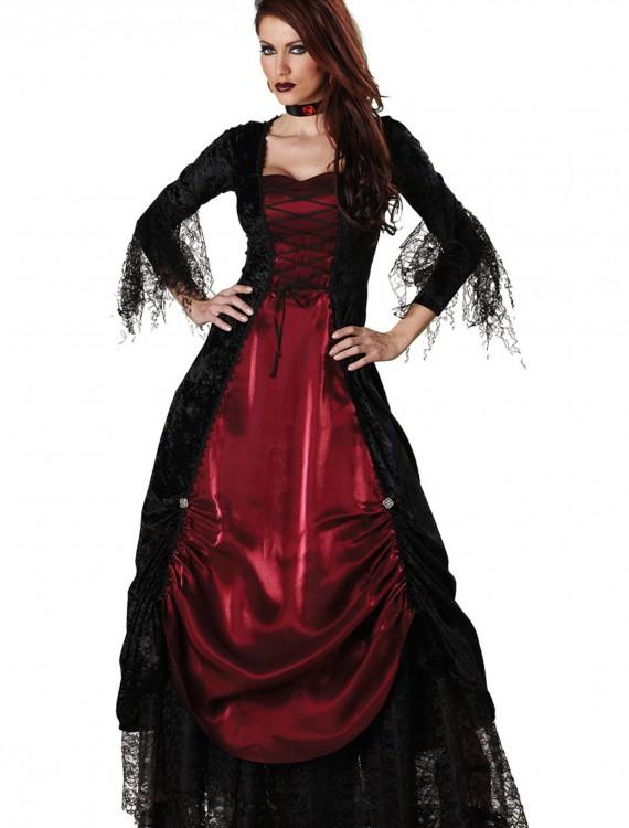 Deluxe Vampira Costume, halloween costume (Deluxe Vampira Costume)