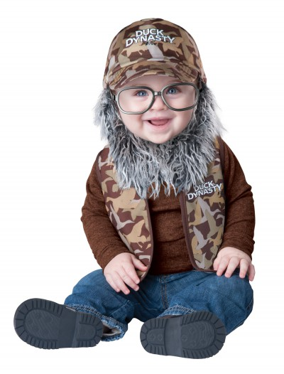 Duck Dynasty Infant Uncle Si Costume, halloween costume (Duck Dynasty Infant Uncle Si Costume)
