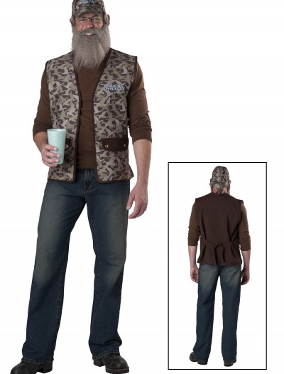 Duck Dynasty Uncle Si Costume, halloween costume (Duck Dynasty Uncle Si Costume)