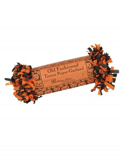 Festooning Paper Garland, halloween costume (Festooning Paper Garland)