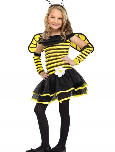 Girls Busy Bee Costume, halloween costume (Girls Busy Bee Costume)