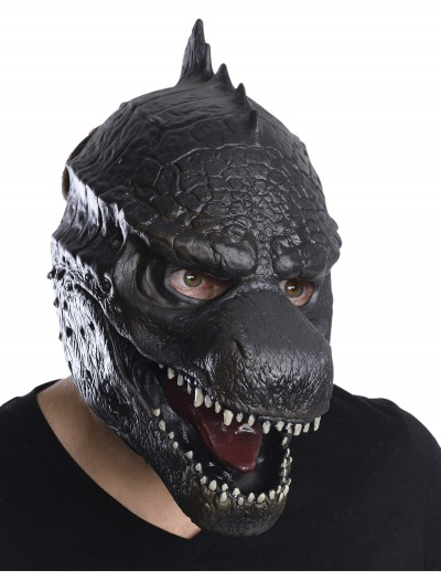 Godzilla Half Mask, halloween costume (Godzilla Half Mask)