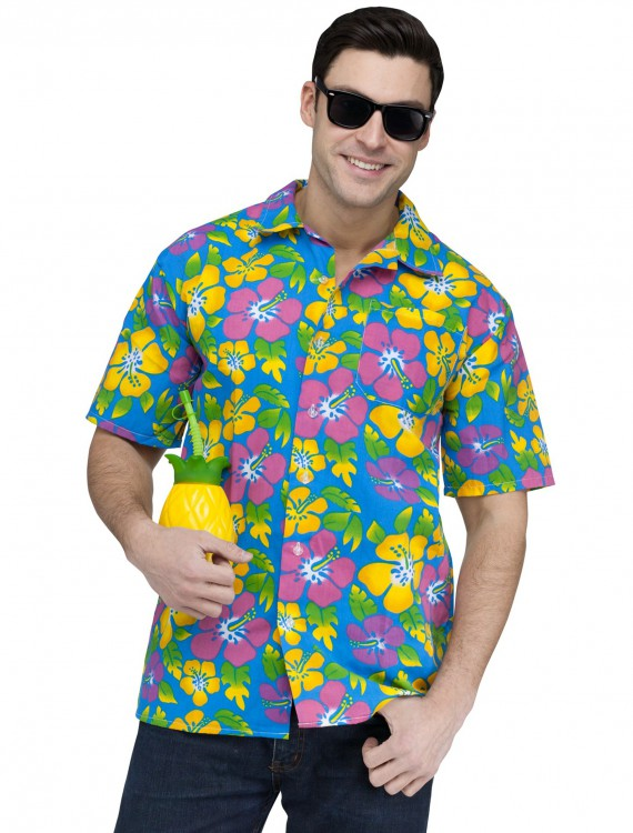 Hawaiian Shirt, halloween costume (Hawaiian Shirt)
