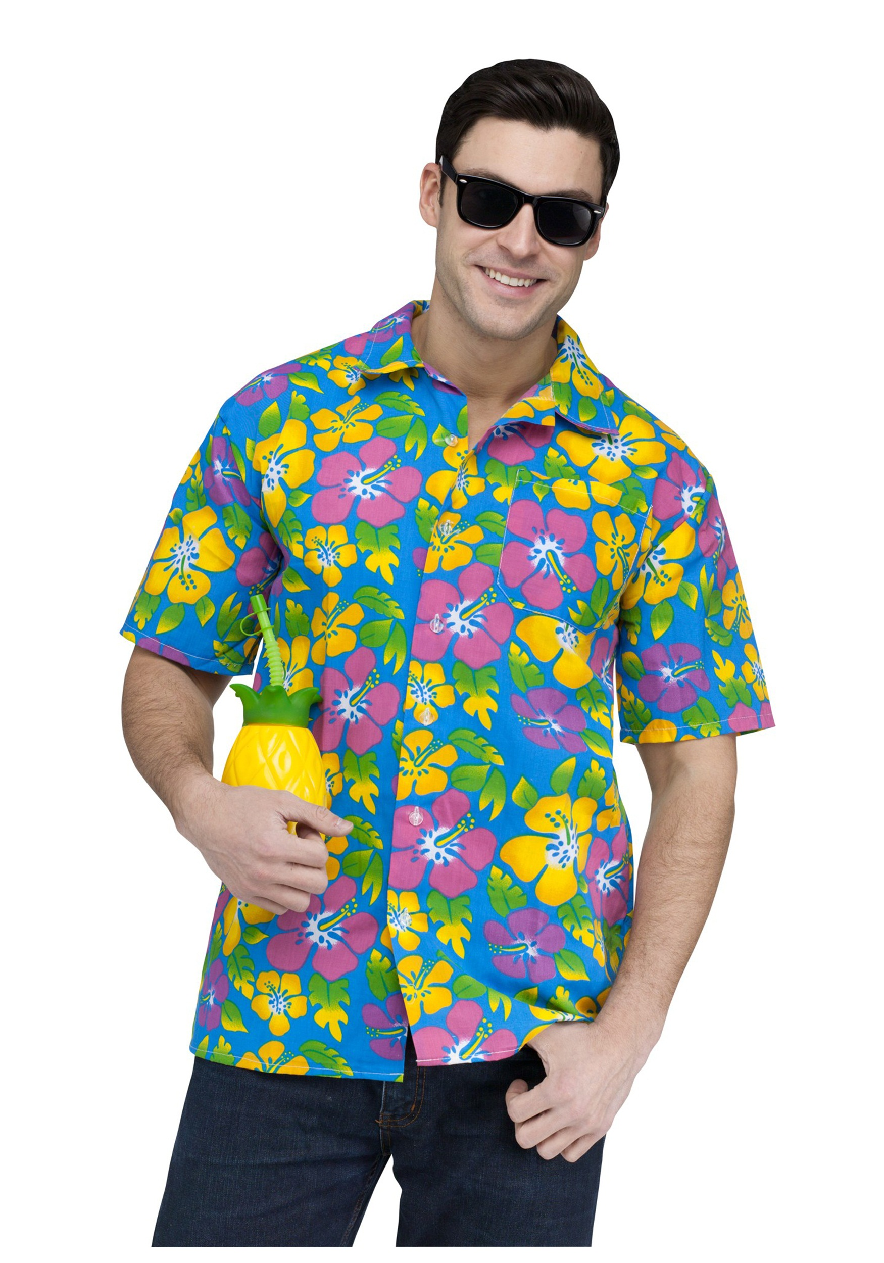 Hawaiian Shirt  sc 1 st  Halloween Costumes & Hawaiian Shirt - Halloween Costumes