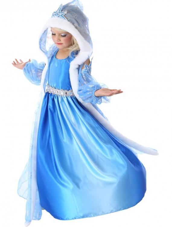 Icelyn the Winter Princess Costume, halloween costume (Icelyn the Winter Princess Costume)