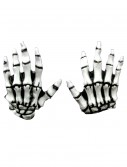 Junior White Skeleton Hands, halloween costume (Junior White Skeleton Hands)