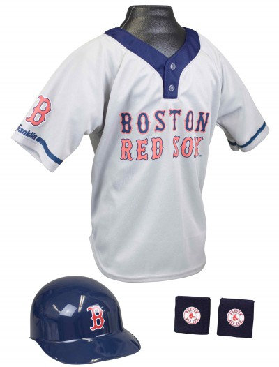Kids Boston Red Sox Uniform, halloween costume (Kids Boston Red Sox Uniform)