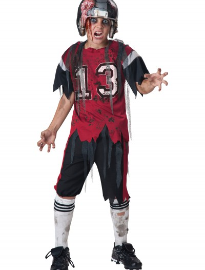 Kids Dead Zone Zombie Costume, halloween costume (Kids Dead Zone Zombie Costume)