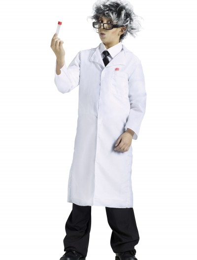 Kids Lab Coat, halloween costume (Kids Lab Coat)