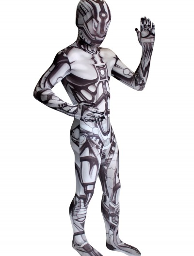 Kid's The Android Morphsuit, halloween costume (Kid's The Android Morphsuit)