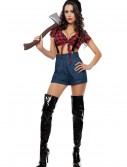 Lady Lumberjack Costume, halloween costume (Lady Lumberjack Costume)