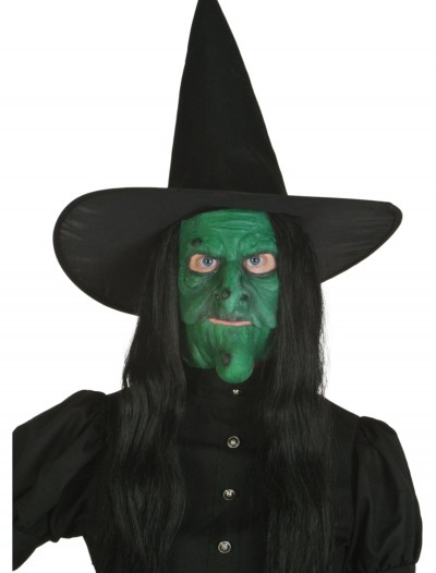 Latex Witch Mask, halloween costume (Latex Witch Mask)