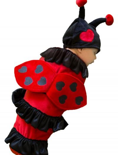 Lexi the Ladybug Newborn Bunting, halloween costume (Lexi the Ladybug Newborn Bunting)