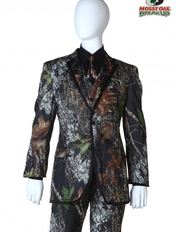 Mossy Oak Tuxedo Coat, halloween costume (Mossy Oak Tuxedo Coat)