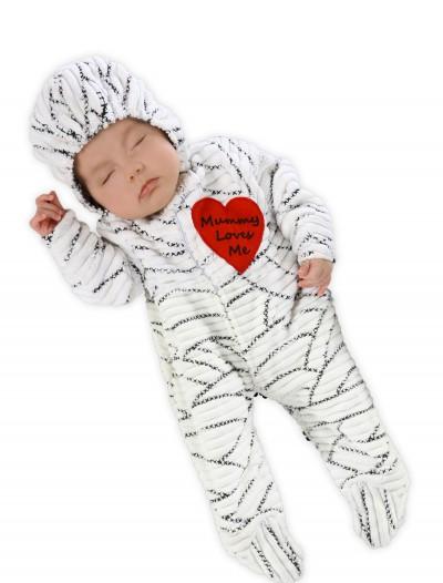 Mummy Loves Me Infant Costume, halloween costume (Mummy Loves Me Infant Costume)