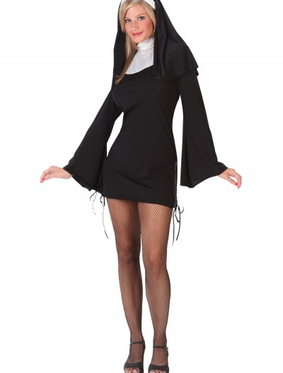 Naughty Nun Costume, halloween costume (Naughty Nun Costume)