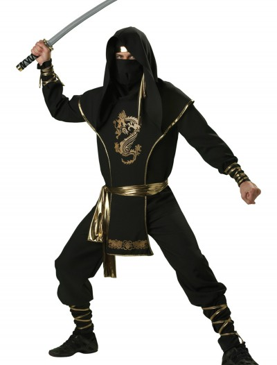 Ninja Warrior Costume, halloween costume (Ninja Warrior Costume)