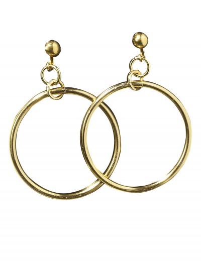 Pirate Gold Earrings, halloween costume (Pirate Gold Earrings)