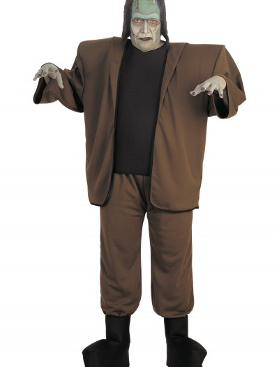 Plus Size Frankenstein Costume, halloween costume (Plus Size Frankenstein Costume)