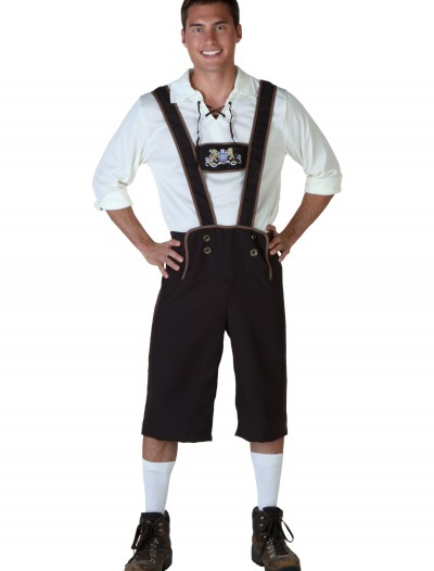 Plus Size Lederhosen, halloween costume (Plus Size Lederhosen)