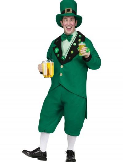 Pub Crawl Leprechaun Adult Costume, halloween costume (Pub Crawl Leprechaun Adult Costume)