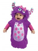Purple Monster Bunting, halloween costume (Purple Monster Bunting)