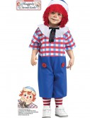 Raggedy Andy Toddler Costume, halloween costume (Raggedy Andy Toddler Costume)