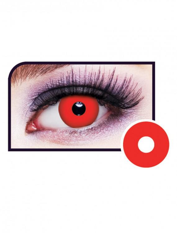 Red Vampire Eye Contact Lens, halloween costume (Red Vampire Eye Contact Lens)
