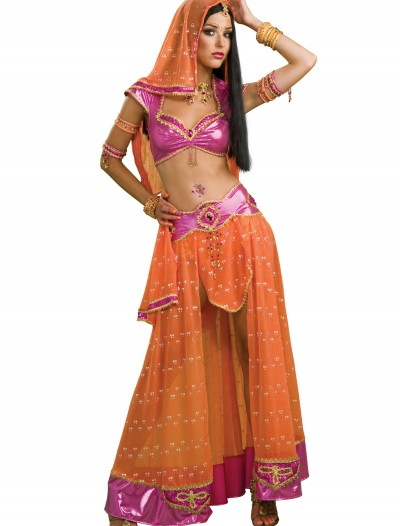 Sexy Bollywood Dancer Costume, halloween costume (Sexy Bollywood Dancer Costume)