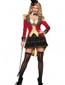 Sexy Ring Mistress Costume, halloween costume (Sexy Ring Mistress Costume)