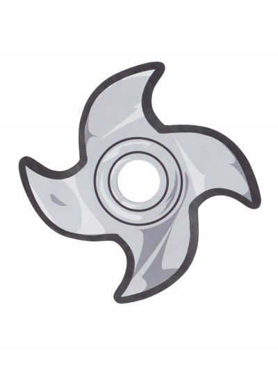 Stink Bomb Ninja Star, halloween costume (Stink Bomb Ninja Star)