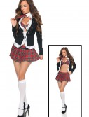 Super Sexy School Girl Costume, halloween costume (Super Sexy School Girl Costume)