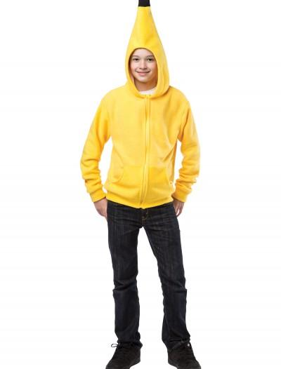 Teen Banana Hoodie, halloween costume (Teen Banana Hoodie)